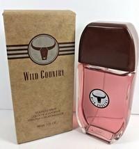 Avon Wild Country Cologne Spray for Men 3 Fl Oz / 88 ml. - $11.87
