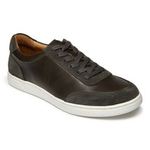 Vionic Brok Men's Casual Lace Up Leather Sneaker - $54.95