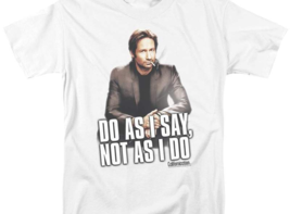 Californication comedy-drama tv series David Duchovny graphic t-shirt SHO309 image 3