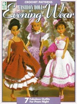 Fashion Doll Evening Wear ~ Crochet NEW OOP Barbie Prom Outfits Tuxedo P... - $7.87