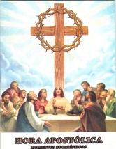 Hora Apostolica Momentos Eucaristicos