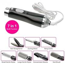 Multifunction Hot Air Brush Styler Electric Hair Blow Dryer Hairdryer Se... - $45.77
