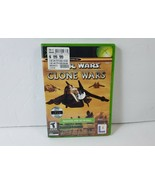 Star Wars: The Clone Wars / Tetris Worlds (Microsoft Xbox, 2003) Not for... - $11.77