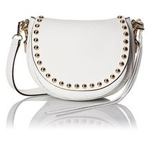 Rebecca Minkoff Unlined Crossbody Saddle Handbag Purse Style HC35EULX31 ... - £112.85 GBP