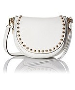 Rebecca Minkoff Unlined Crossbody Saddle Handbag Purse Style HC35EULX31 ... - £114.21 GBP