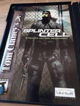 Sony PS2 Tom Clancy's Splinter Cell image 2