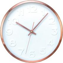 Timekeeper 668024 Copper II Wall Clock - $37.65