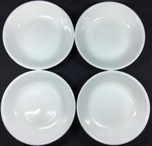 Corning Corelle Livingware Winter Frost White Set of 4 (20-oz) Pasta Bow... - $26.95