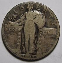 1927 STANDING LIBERTY QUARTER COIN Lot # A 2279