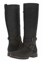 Timberland Women's Wheelwright Tall Buckle Waterproof W/calf Boots A1950. SZ:8.5 - $179.00