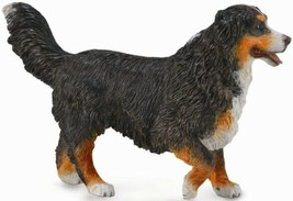 Breyer CollectA 88801 Bernese Mountain Dog   superior well made <> - $5.85