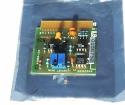 NEW ANDERSON INSTRUMENT AIC-56001 OFFSET GAIN BOARD AIC56001
