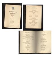 1917 ANNUAL LADIES NIGHT CANADIAN CLUB OF NEW YORK - $19.99