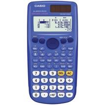 CASIO FX-300ESPLUS-BLU Fraction & Scientific Calculator (Blue) - $31.37