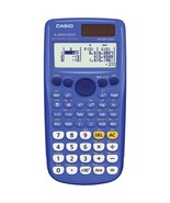 CASIO FX-300ESPLUS-BLU Fraction & Scientific Calculator (Blue) - $35.52