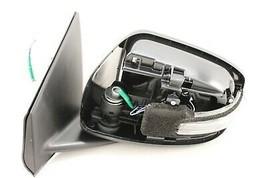 NEW OEM POWER DOOR MIRROR MITSUBISHI LANCER 15 16 17 LH SIGNAL Arabic glass - $64.35