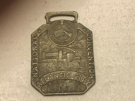 Vintage Watch Fob - National Association of Letter Carriers - $30.00