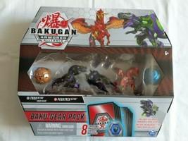 Bakugan Armored Alliance Trox Ultra with Baku-Gear & Pegatrix Ultra Pack 4-Pack  - $29.81