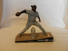 2010 C.C. Sabathia McFarlane New York Yankees #52 Figurine Pitching Road... - $39.59