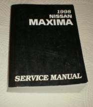 1998 Nissan Maxima Service Repair Shop Manual Model A32 Series Factory O... - $45.00