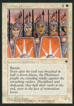 Magic: The Gathering: Fallen Empires - Icathian Phalanx - $0.25