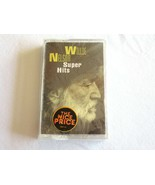 Super Hits by Willie Nelson CASSETTE TAPE New Sealed On the road again G... - $6.50