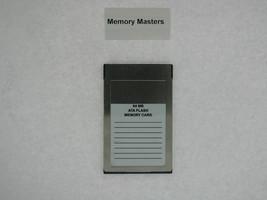 64MB Ata Flash Pc Card (Pcmcia) - $34.40