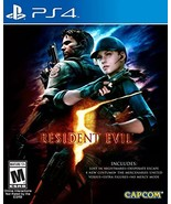 Resident Evil 5 - Standard Edition - PlayStation 4 [video game] - $23.25