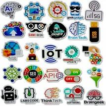 Internet Software Sticker Cool Programming Logo DIY For Geeks Developer ... - $6.70