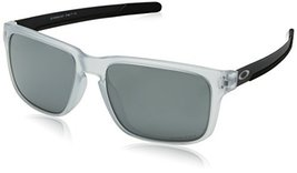 Oakley Sport Mens 2018 Holbrook Mix Prizm Lens Sunglasses - Matte Clear - $99.99