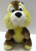 "Vintage Original Disney Chip 6"" Plush Stuffed Chipmunk Disney Parks w/ t... - $19.79"