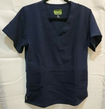 Ave Navy Blue Women's Medical Scrubs Size Small - £7.19 GBP