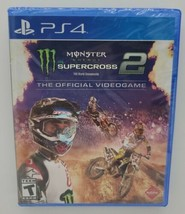 Monster Energy Supercross 2 Official Videogame: Playstation 4 [Brand New... - $9.86