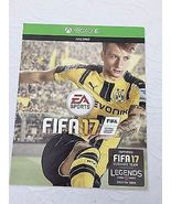 FIFA 17 xbox ONE game Full download card code [... - $22.99