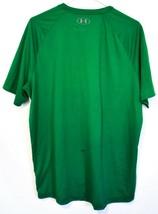 Under Armour Tech Tee Green Notre Dame Football Fighting Irish Men's Shirt XL image 2