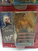 New WWF BONE CRUNCHIN Figure Superset 1999 Jakks KANE ROCK Shamrock Big Boss Man image 5