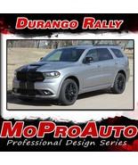 2014-2018 Dodge Durango Racing Stripes RALLY HOOD Decals Vinyl Graphics ... - $279.99