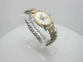 Vintage Rouan Hebrew Menorah Hand Wind Analog Dial Swiss Made Watch (B573) - $148.45