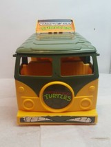 Vintage TMNT Party Wagon 90% Complete, Playmates, 1989, Good Condition - $74.25