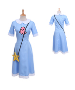 Star vs. the Forces of Evil Star Butterfly Princess Cosplay Costume - $45.15