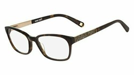 NEW Nine West Eyeglasses NW5076 206 Tortoise Eyeglasses 51mm with Case - $59.35
