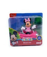 Disney Mickey Mouse Clubhouse MINNIE'S CAR Set  ** BRAND NEW ** - $14.84