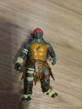 """2014 Playmates Teenage Mutant Ninja Turtles Movie Raphael 11"""" Figure  - $10.99"""