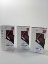 CLAIROL Temporary Root Touch Up Powder RED Cover Grays & Define Brows Lot Of 3 - $11.83