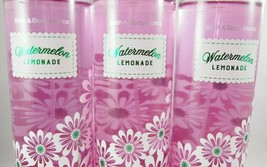 (6) Bath & Body Works Watermelon Lemonade Pink Flowers Fragrance Mist 8oz B - $56.94