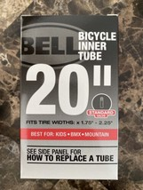"""New Bell Bicycle 20"""" Inner Tube Fits Tire Widths 1.75"""" To 2.25"""" Standard... - $9.89"""