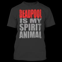 Deadpool is my Spirit Animal Marvel SuperHero Deadpool T Shirt - $9.99+