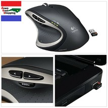 Wireless Performance Mouse PC Mac Large Long Range Gaming 2.4Ghz Recharg... - $49.89