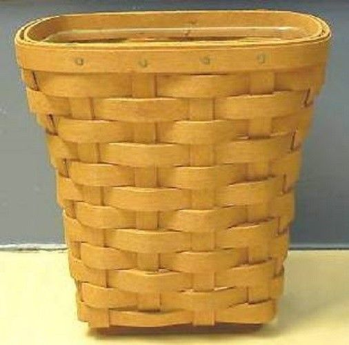 Longaberger Basket 2004 Horizon Of Hope Spring Floral Over Edge Liner Only New
