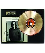 James Taylor Gold LP Record Reproduction Signature Series Limited Editio... - $132.95